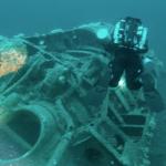 wreck diving in ireland
